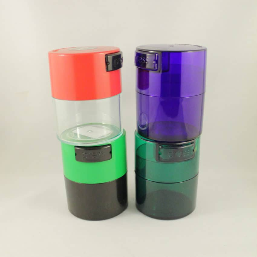 Containers, Pipe Cases & Stash Cans